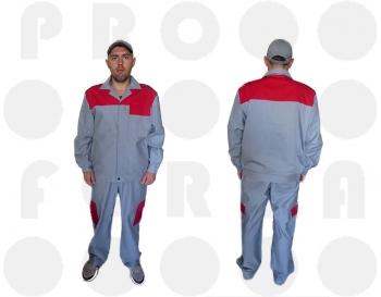 Заказать костюмы рабочие оптом от Украинского производителя. Купить рабочие костюмы с доставкой во все регионы страны от производителя.