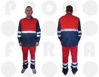 Заказать костюмы сигнальной спецодежды оптом от Украинского производителя. Заказать костюмы сигнальной спецодежды с доставкой во все регионы страны от производителя.