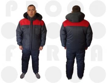 Заказать костюмы рабочие утепленные оптом от Украинского производителя. Заказать костюмы рабочие утепленные с доставкой во все регионы страны от производителя.