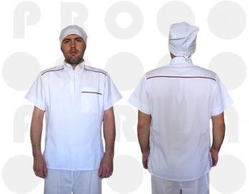 Заказать костюм пекаря сферы услуг оптом от Украинского производителя. Заказать костюм пекаря сферы услуг с доставкой во все регионы страны от производителя.