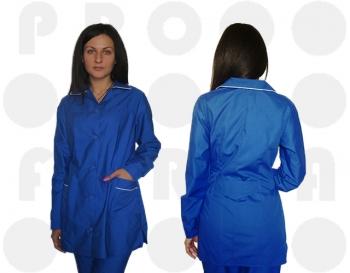 Заказать халаты рабочие оптом от Украинского производителя. Заказать рабочие халаты с доставкой во все регионы страны от производителя.